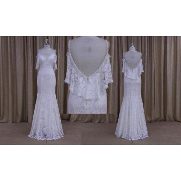 Description Robe de mariée nuptiale 2016