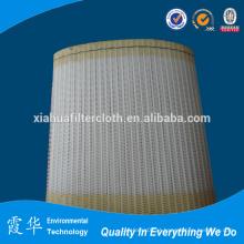 China fez cinto de filtro para filtragem de líquido