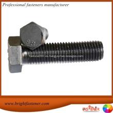 Estruendo de acero por mayor de DIN931 perno de cabeza hexagonal estándar