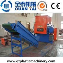 PE PP Film Single Shaft Shredder