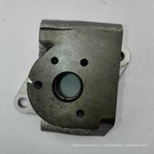 ISO 4527 Nikel Plaqué Cuir Gris pour Machine Pakage