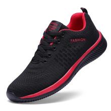Luxury fashion 2021 hot sale men breathable sport running sneaker shoes unisex walking Mesh Lightweight Men casual loafers