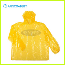 Cheap PE Disposable Raincoat (RVC-126)