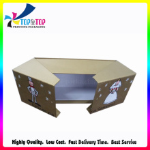Creative Double Door Paper Boxes for Gifts and Crafts