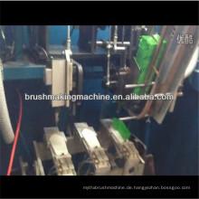 Berührungssteuerpult-Plastikbesenmaschinerie