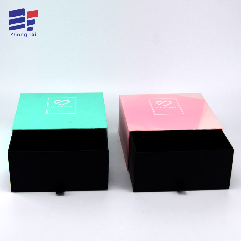 Colorful Offset Printing Box