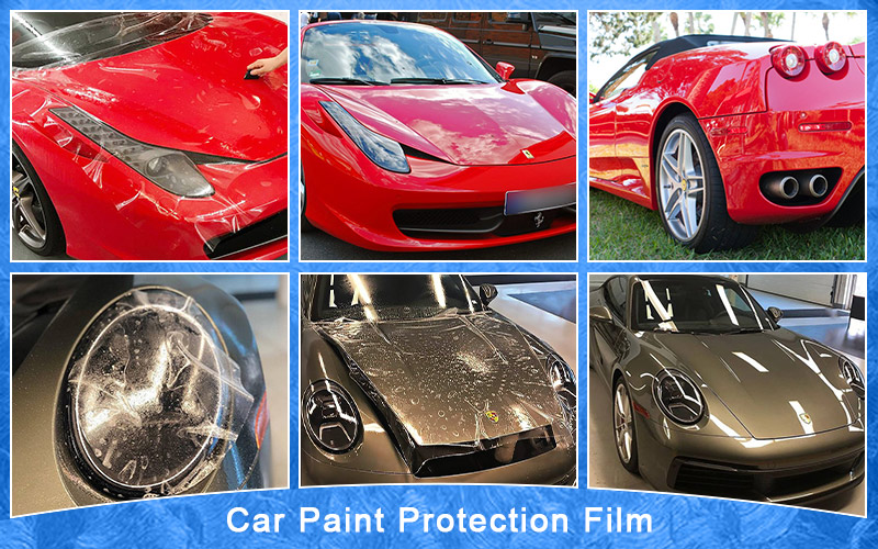 Car Paint Protection Film