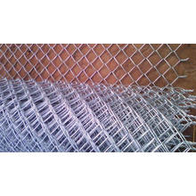 Wholesale Best China Paint Chain Link Fence Black
