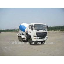 Dongfeng 12m3 camión mezclador nuevo cemento camión 6x4 hormigón camión dimensión del camión
