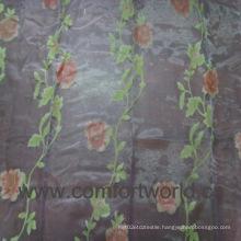 Organza Curtain Fabric (SHZS00867)