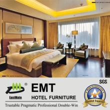 Modernes chinesisches Stil Hölzernes Hotel Schlafzimmer-Set (EMT-A1205)