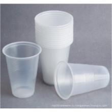 16oz Популярный мягкий PP прозрачный пластиковый стакан высокого качества