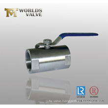 Threaded End CF8 Mini Ball Valve