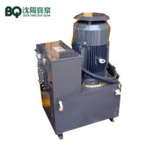 Station de pompe hydraulique de grue à tour