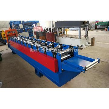 Atap Metal Ridge Capping Roll Forming Machine