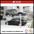 Estacionamiento y sistema de estacionamiento al aire libre automatizados de alto estándar