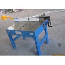 Máquina de corte de guilhotina manual de precisão tipo GS-1000A