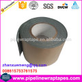 butyl rubber sealing tape with filler materials
