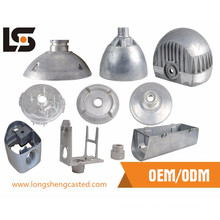 cheap price OEM cast aluminum6061 led housing with zhejiang factory