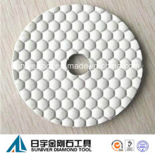 "4"" Professional Dry Polishing Pads for Stone Generation 1"