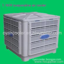 Evaporative Air Cooling