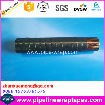 Modified bitumen adhesive waterproofing roof tape