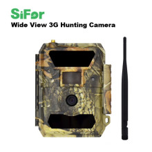Willfine 3.5CG trilha câmera FOV 100 lente larga longo tempo de espera suporta GPRS MMS GSM FTP 3G câmera de caça