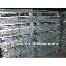 Folding Wire Mesh Steel Pallet