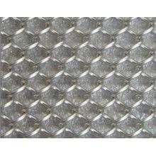 Cortina de malla de alambre tejida metálica decorativa