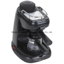 Electric Espresso and Cappuccino Maker 4 Cups