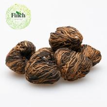 Finch vente chaude chinois artisanat thé noir floraison thé mutuelle affinité