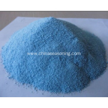 washing powder blue powder