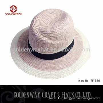 Оптовая мужская летняя шляпа Panama
