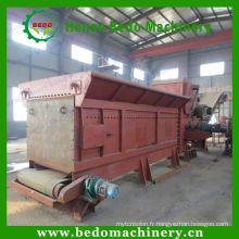 Machine de débosseuse de bois de débarker de notation de bois pour la vente
