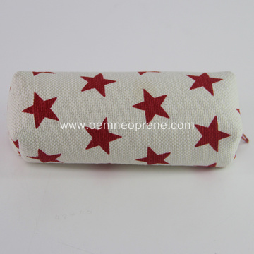 Wholesale Portable Neoprene Ziplock Pencil Bags