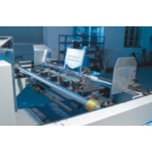 Semi automatic die cutting&creasing machine BMY1500