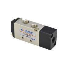 3A210-08 Electroválvula de control de aire / Válvula solenoide neumática de tres vías / aleación de aluminio de dos vías