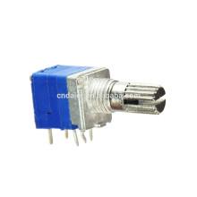 WH9011AK-1 Split-Shaft-Push-Pull-Lautstärkepotentiometer
