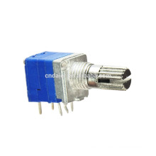 WH9011AK-1 split shaft push pull volume potentiometer