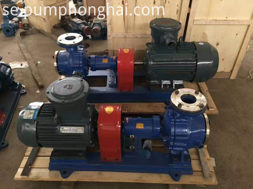 Electric Industrial Hot Oil Pump