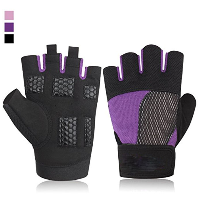 Anti skid Fitness Gloves