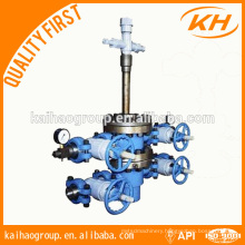 API Standard Off-center Rotation Wellhead & X-mas Tree