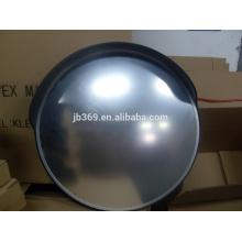 Miroir convexe de sécurité de trafic extérieur de couleur de 80cm 32inch