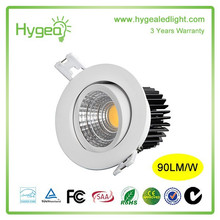 Stylish design for high end clothes shop light LED Downlight recessed downlight led new products led downlights
