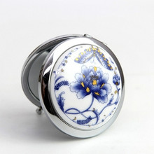 Hot Sale Fashion Metal Compact Mirror