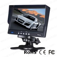 "7 ""TFT LCD Reversing Backup Monitor mit 2 AV"