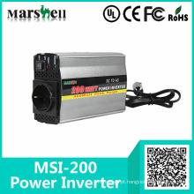 Inversor de energia CA de onda senoidal modificada de 200W na China (Msi-200)