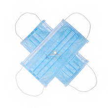 Earloop N95 Nonwoven Carbon Respirator Máscara de filtro