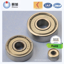 China Supplier ISO 9001 Steel Bearing Retainer for Motor