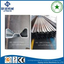 Estantes perfil sistema metal sigma post